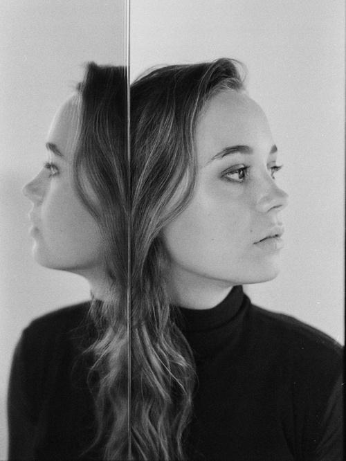 Mirror Portrait Maddii Sutton Suburbia Studio