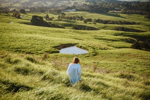 Alex Blackwood Grass Hill New Zealand