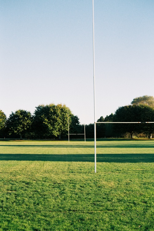 Rugby Field Lifestyle Artwork New Zealand